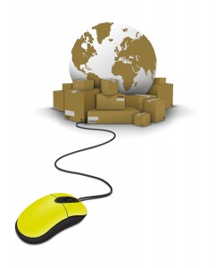 Mouse Click on on Delivery Boxes